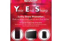 Sharp tổ chức chương trình tri ân khách hàng đón năm mới 2016